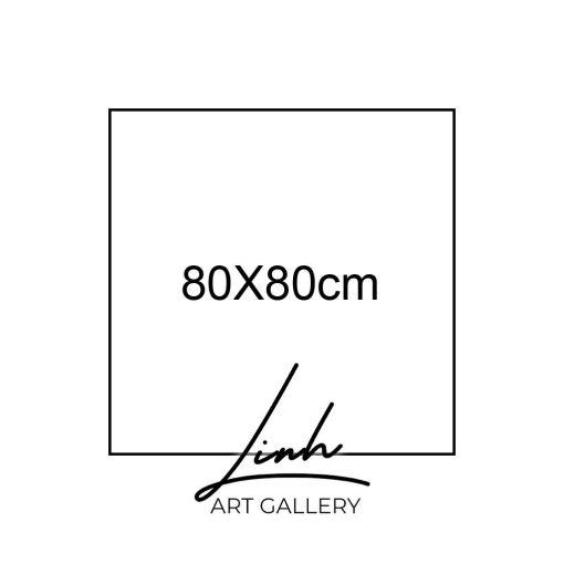 kich thuoc tranh 16 510x510 - Tranh Làng Quê - LDQ0282