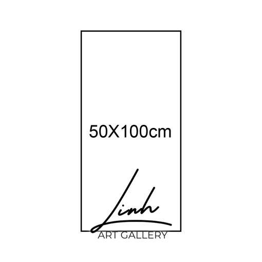 kich thuoc tranh 6 510x510 - Tranh Cá Chép Hoa Sen - LCC0008