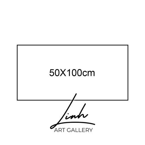 kich thuoc tranh 7 510x510 - Tranh Làng Quê - LDQ0151