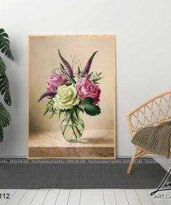tranh hoa hong 13 1 247x296 - Tranh Hoa Hồng - OHO0112