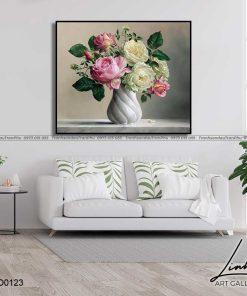 tranh hoa hong 16 1 247x296 - Tranh Hoa Hồng - OHO0123