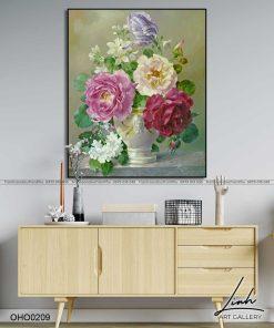 tranh hoa hong 27 1 247x296 - Tranh Hoa Hồng - OHO0209