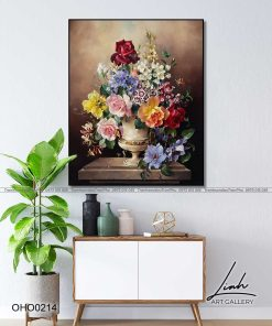 tranh hoa hong 28 1 247x296 - Tranh Hoa Hồng - OHO0214