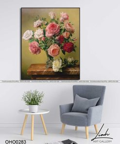 tranh hoa hong 38 1 247x296 - Tranh Hoa Hồng - OHO0283