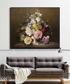 tranh hoa hong 40 1 247x296 - Tranh Hoa Hồng - OHO0295