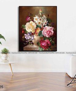 tranh hoa hong 47 1 247x296 - Tranh Hoa Hồng - OHO0325