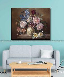 tranh hoa hong 5 1 247x296 - Tranh Hoa Hồng - OHO0084