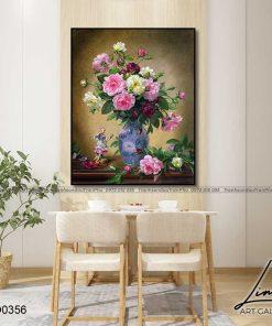 tranh hoa hong 53 1 247x296 - Tranh Hoa Hồng - OHO0356