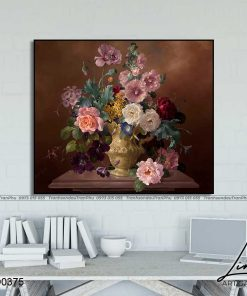 tranh hoa hong 55 1 247x296 - Tranh Hoa Hồng - OHO0375