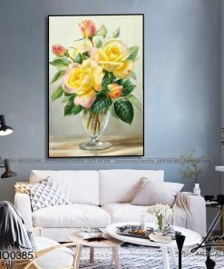 tranh hoa hong 59 1 247x296 - Tranh Hoa Hồng - OHO0385