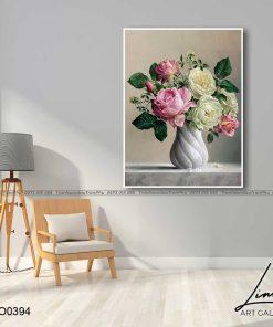 tranh hoa hong 62 1 247x296 - Tranh Hoa Hồng - OHO0394