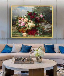 tranh hoa hong 65 1 247x296 - Tranh Hoa Hồng - OHO0417