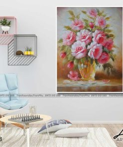 tranh hoa hong 7 1 247x296 - Tranh Hoa Hồng - OHO0088