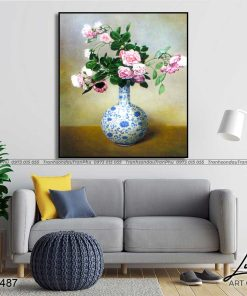 tranh hoa hong 73 1 247x296 - Tranh Hoa Hồng - OHO0487