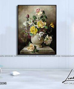 tranh hoa hong 9 1 247x296 - Tranh Hoa Hồng - OHO0096