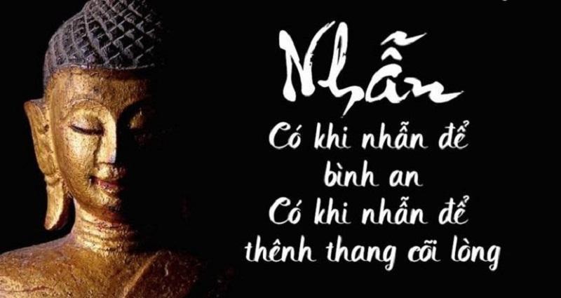 chu nhan thu phap 3 - Chữ Nhẫn thư pháp - Cách viết những ý nghĩa sâu xa ít ai biết