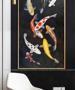 tranh ca chep 2 1 247x296 - Tranh Cá Chép - LCC003