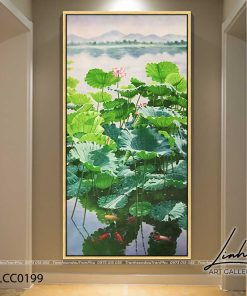 tranh ca chep hoa sen112 247x296 - Tranh Cá Chép Hoa Sen - LCC0199