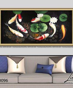 tranh ca chep hoa sen44 247x296 - Tranh Cá Chép Hoa Sen - LCC0096