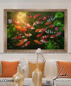 tranh ca chep hoa sen45 247x296 - Tranh Cá Chép Hoa Sen - LCC0098