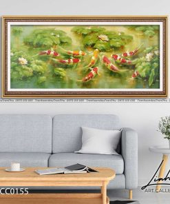 tranh ca chep hoa sen87 247x296 - Tranh Cá Chép Hoa Sen - LCC0155
