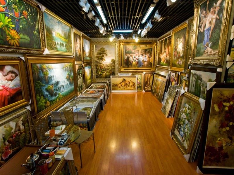 tranh den trang 5 - Nên mua tranh đen trắng trang trí nội thất ở đâu đẹp, chất lượng ?