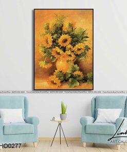 tranh hoa huong duong 1 247x296 - Tranh Hoa Hướng Dương - OHO0277