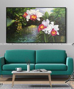 tranh hoa lan 11 247x296 - Tranh Hoa Lan - OHO0193