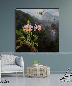 tranh hoa lan 13 247x296 - Tranh Hoa Lan - OHO0292