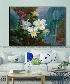 tranh hoa lan 17 247x296 - Tranh Hoa Lan - OHO0363
