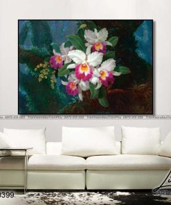 tranh hoa lan 18 247x296 - Tranh Hoa Lan - OHO0399