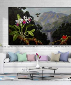 tranh hoa lan 24 247x296 - Tranh Hoa Lan - OHO0492