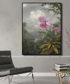 tranh hoa lan 3 247x296 - Tranh Hoa Lan - OHO0021