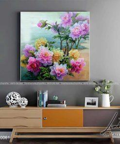tranh hoa mau don 11 247x296 - Tranh Hoa Mẫu Đơn - OHO0061