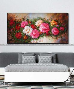 tranh hoa mau don 41 247x296 - Tranh Hoa Mẫu Đơn - OHO0355
