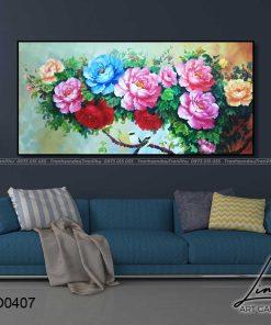 tranh hoa mau don 48 247x296 - Tranh Hoa Mẫu Đơn - OHO0407