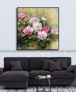tranh hoa mau don 49 247x296 - Tranh Hoa Mẫu Đơn - OHO0414