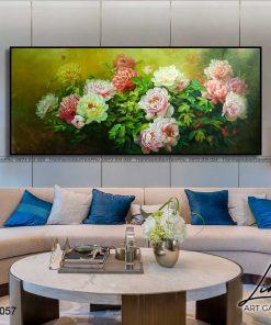 tranh hoa mau don 9 247x296 - Tranh Hoa Mẫu Đơn - OHO0057
