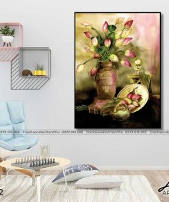 tranh hoa sen 76 247x296 - Tranh Hoa Sen - OHO0262