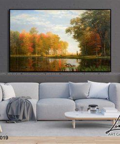tranh phong canh 11 247x296 - Tranh Phong Cảnh - OPC0019