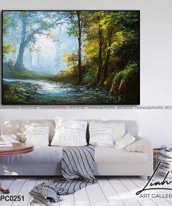 tranh phong canh 129 247x296 - Tranh Phong Cảnh - OPC0251