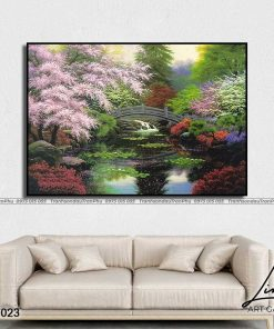 tranh phong canh 14 247x296 - Tranh Phong Cảnh - OPC0023