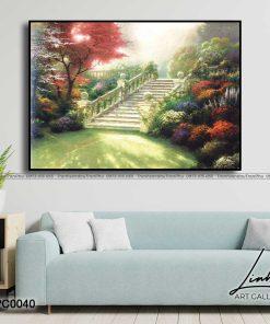 tranh phong canh 31 247x296 - Tranh Phong Cảnh - OPC0040