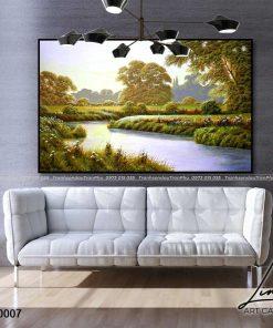 tranh phong canh 7 247x296 - Tranh Phong Cảnh - OPC0007