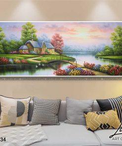 tranh phong canh 73 247x296 - Tranh Phong Cảnh - OPC0134