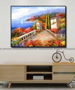 tranh phong canh bien 94 247x296 - Tranh Phong Cảnh Biển - OPC0165