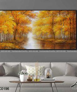 tranh phong canh mua thu 79 247x296 - Tranh Phong Cảnh Mùa Thu - OPC0196