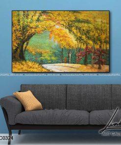 tranh phong canh mua thu 89 247x296 - Tranh Phong Cảnh Mùa Thu - OPC0324