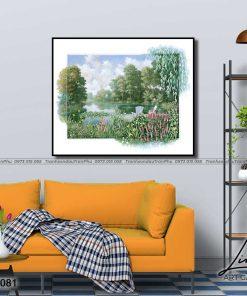 tranh phong canh thien nhien 10 247x296 - Phong Cảnh Thiên Nhiên - OPC0081