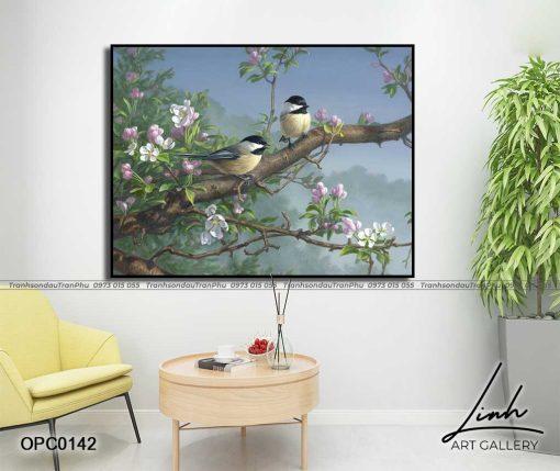 tranh phong canh thien nhien 15 510x429 - Phong Cảnh Thiên Nhiên - OPC0142